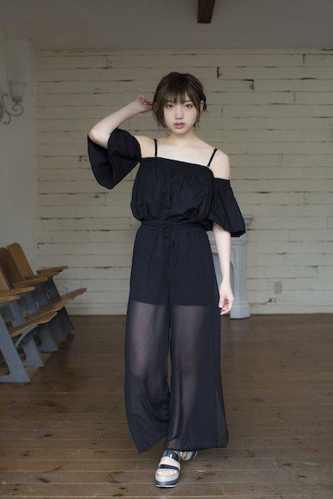 太田夢莉の私服が エ 口 い