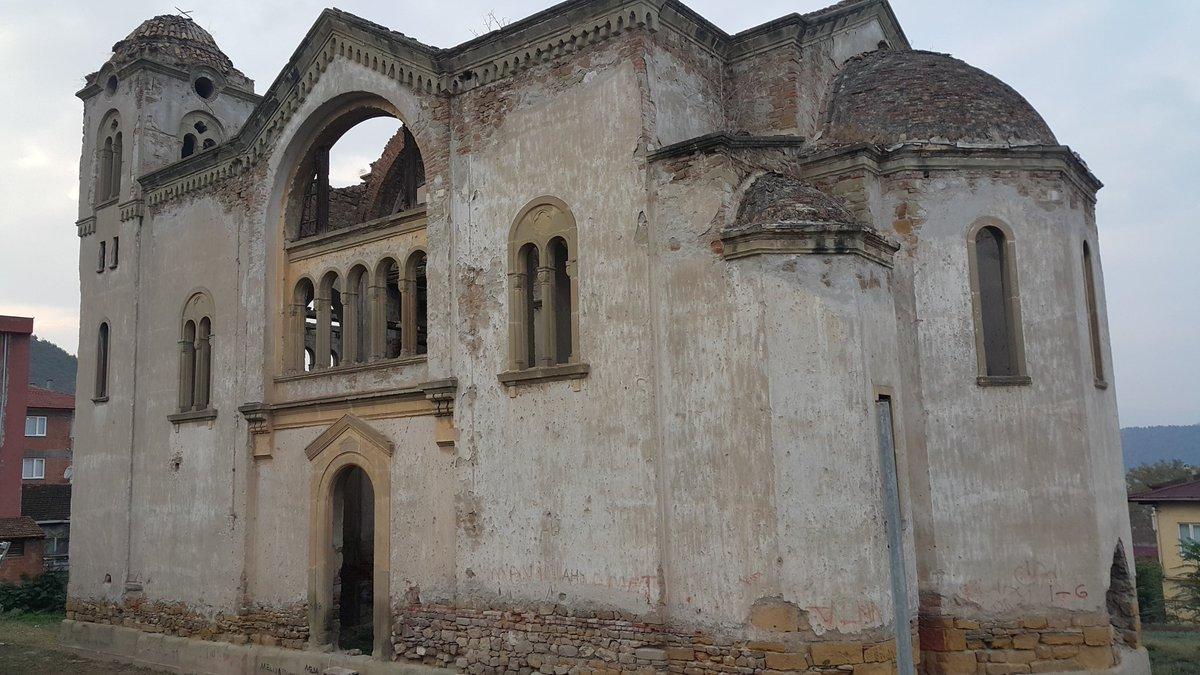 Aya Yorgi Rum Kilisesi-Osmaneli @Seda_Ozen @ogokal74