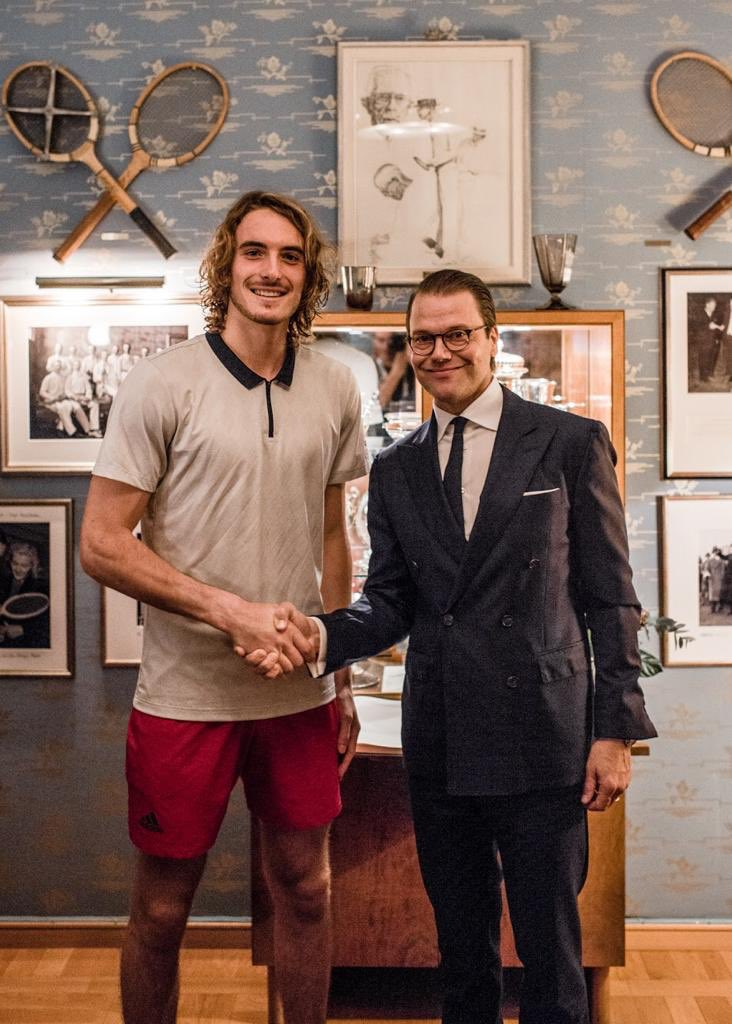 Stefanos Tsitsipas On Twitter The From And The Of Moments Like These Are So Special