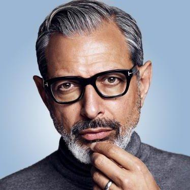 Happy birthday to, Jeff Goldblum!