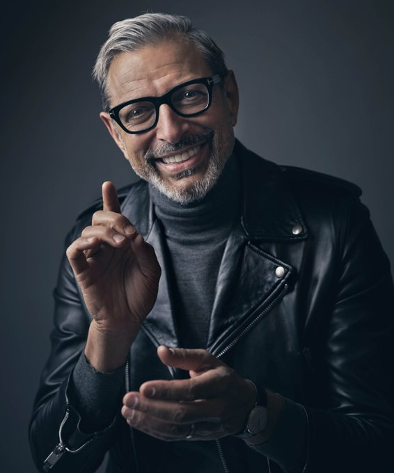 Happy birthday, Jeff Goldblum!