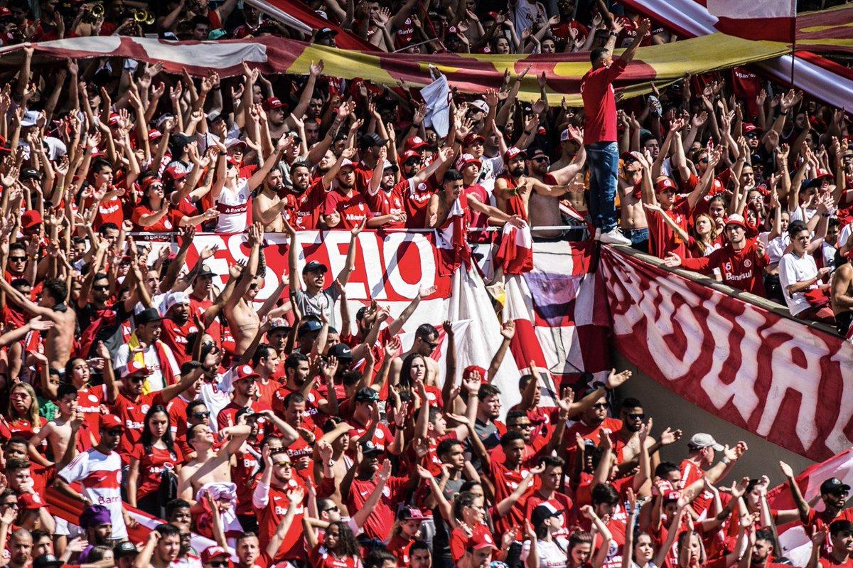 Hoje tem #SegundaCampea com um JOGAÇO! Internacional x Santos, com Beira-Rio lotado, é às 20h, no SporTV!  #BrasileiraoNoSporTV #NossoFutebol