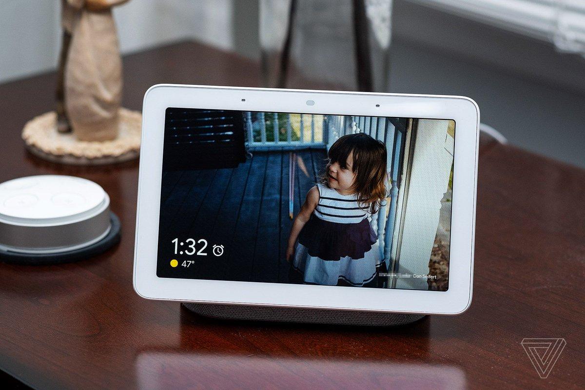 Google Home Hub review: the best digital photo frame https://t.co/XT7ipEHSlk