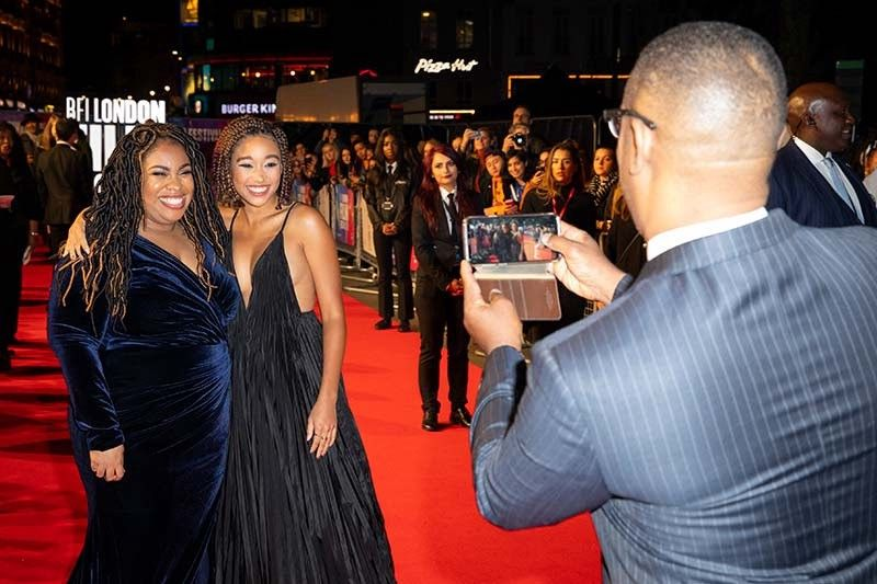 The Hate U Give at the BFI London Film Festival buff.ly/2yVzIGu