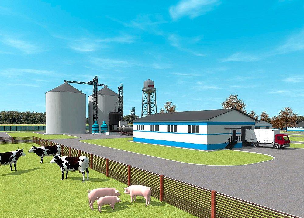 фото животноводческих ферм главы республики