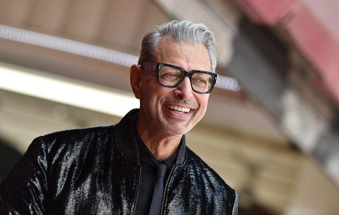 Happy Birthday dear Jeff Goldblum!