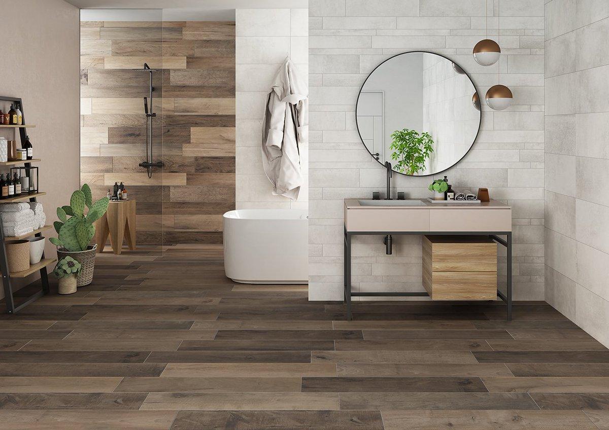 Piastrelle Effetto Legno Bagno Texture : Texture pavimento effetto legno grigio rivestimenti effetto legno