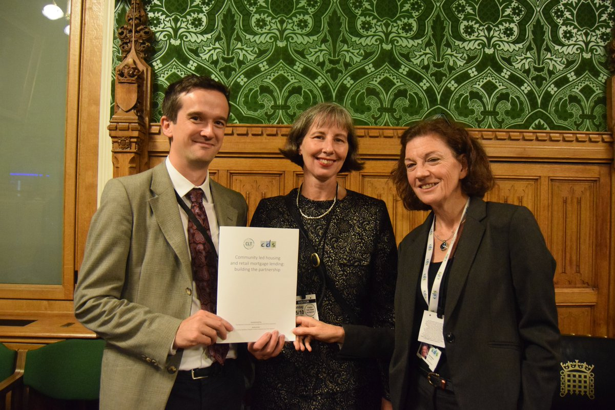 A great recap of our #buildingthepartnership event last week with @community_land at Westminster
