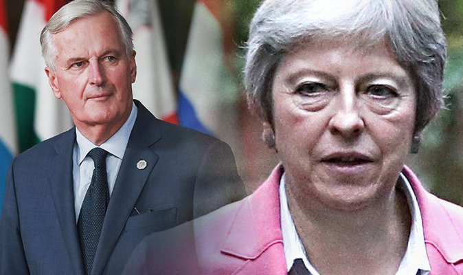 BREXIT LIVE: May's frantic call to MPs to get Brexit deal over line as rebels plot MUTINY https://t.co/kyGJpPcmen
