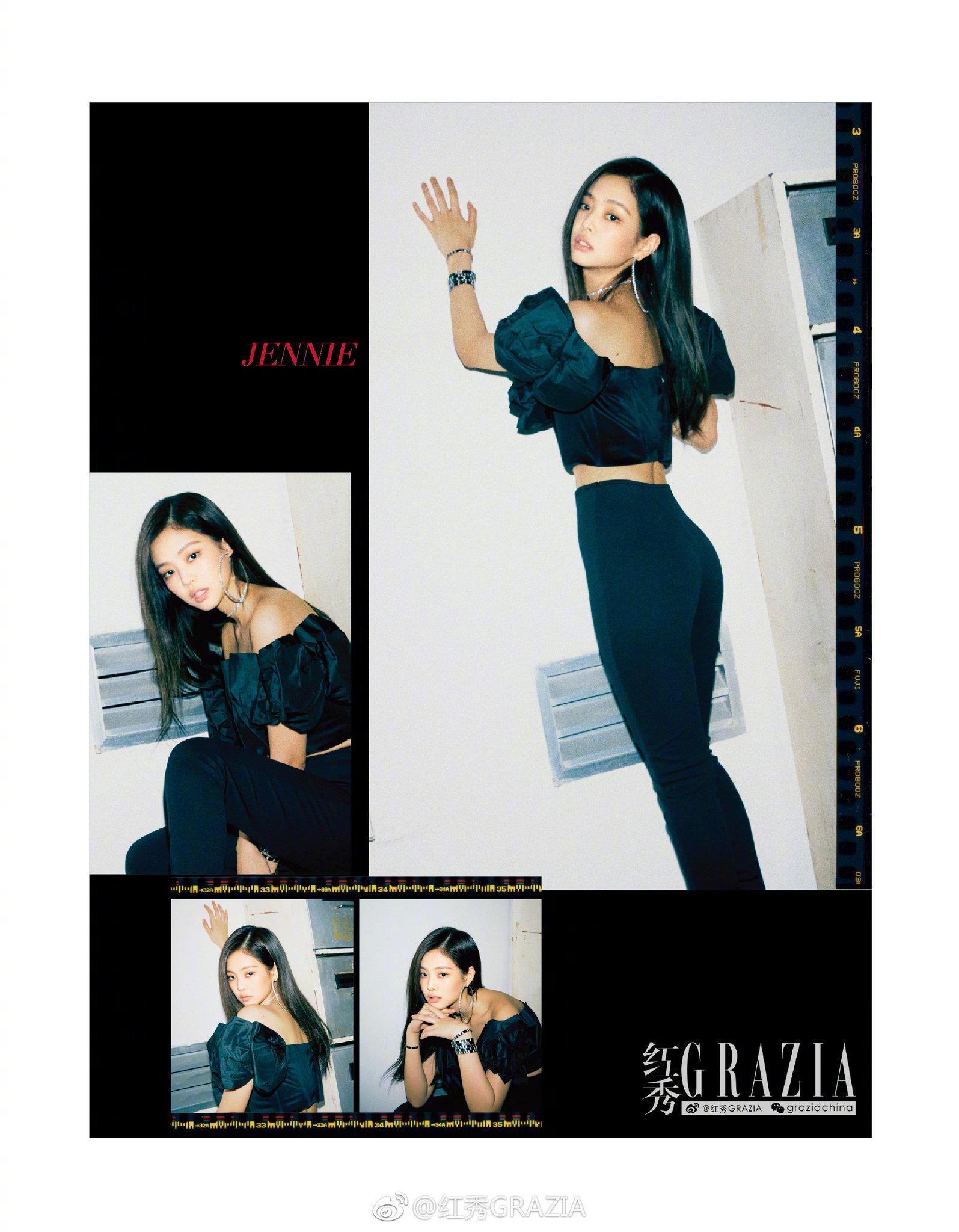 BLACKPINK for GRAZIA China Magazine  https://t.co/g9JFnsdhQb  #BLACKPINK #블랙핑크 https://t.co/MmNzNlQIs0