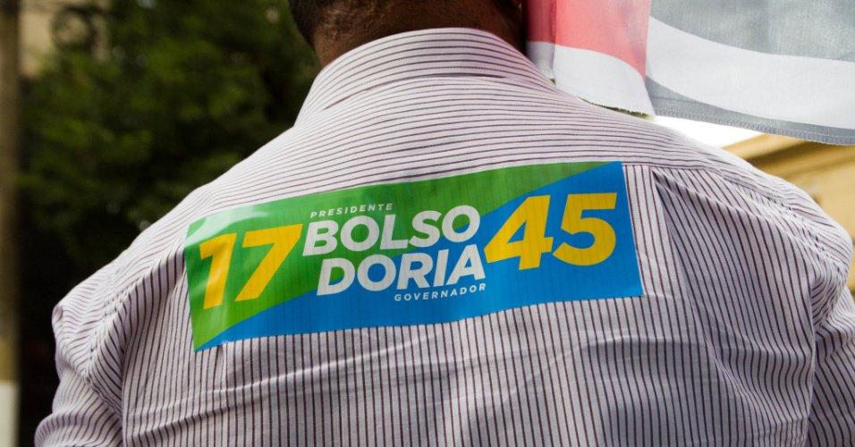 Disputa em SP | Doria usa Bolsonaro, mas não atrai deputados do PSL da bancada da bala https://t.co/pqnjwYPdJQ