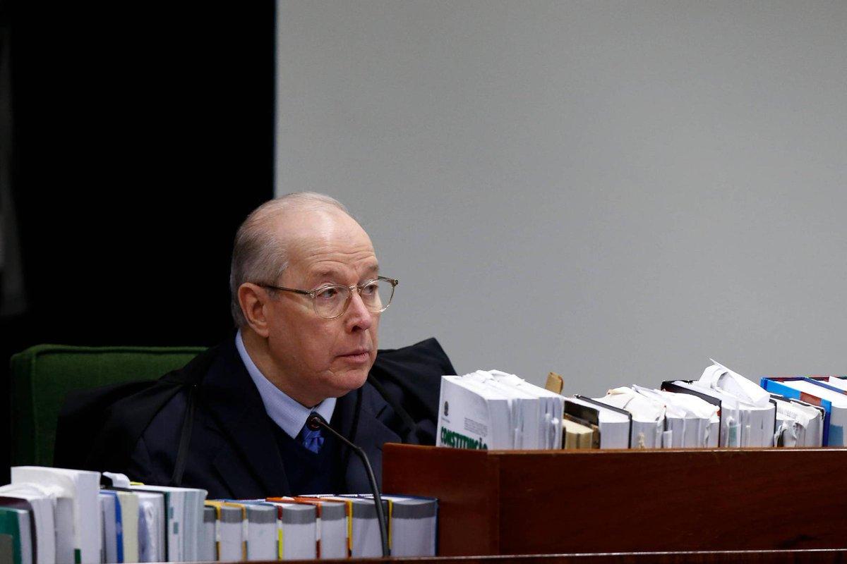 Sugeriu fechar o Supremo | Fala de Eduardo Bolsonaro é golpista, diz Celso de Mello https://t.co/oiJVt8j4AA