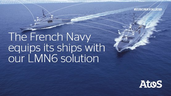 We equip the #FrenchNavy's ships with our new speed measurement solution @MarineNationale #EUR...