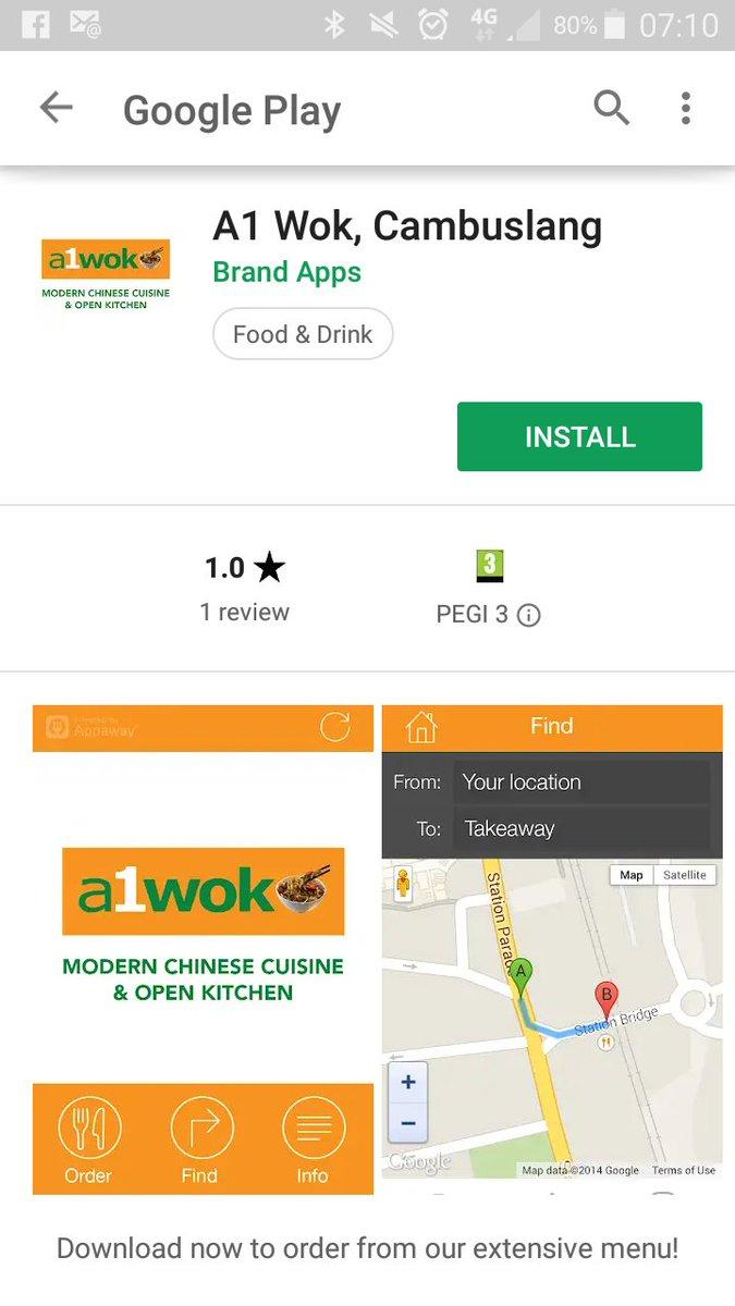a1 wok