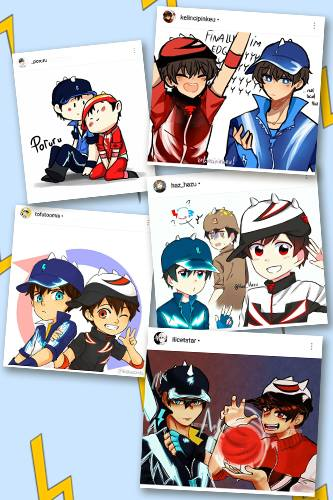 Boboiboy On Twitter So This Is How Boboiboy Thunderstorm