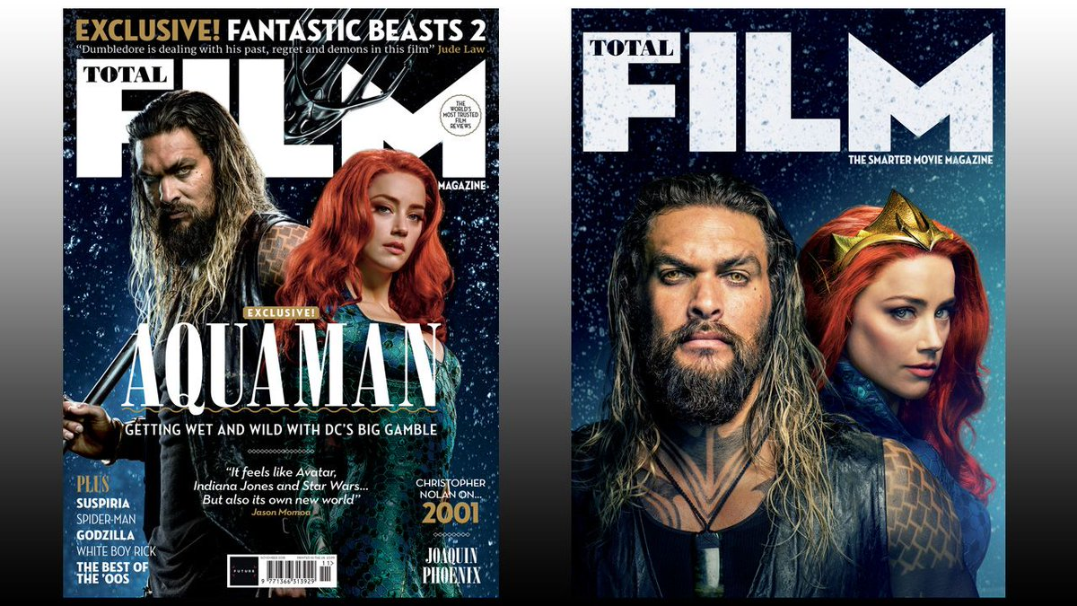 Have you picked up the #Aquaman issue of Total Film yet? Full details here: buff.ly/2q1BySf