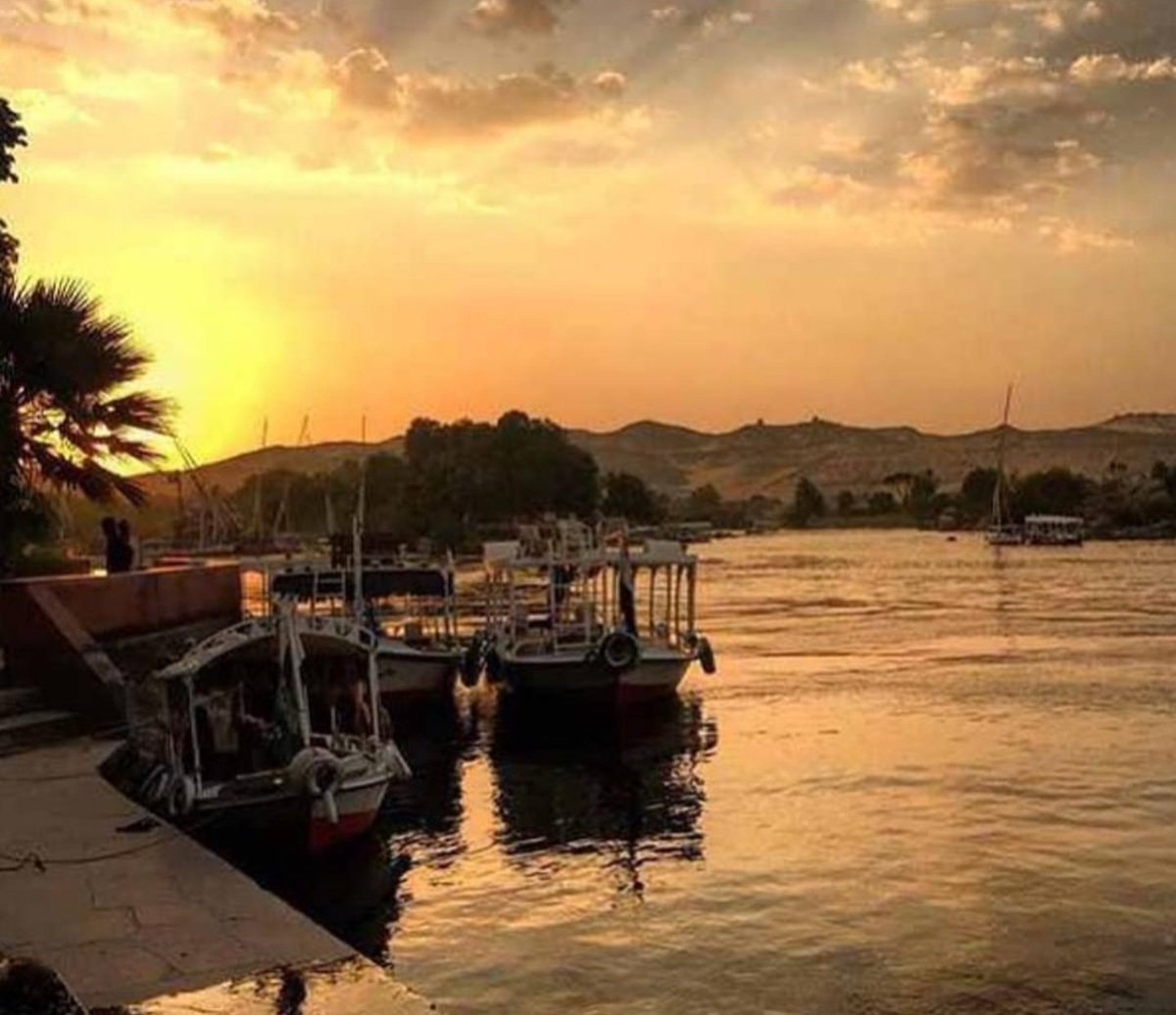 Breathtaking views that last a lifetime. This is what the world looks like from The Sofitel Legend Old Cataract.📸@egypt.luxury  #SofitelWorld #LiveLikeLegends https://t.co/DTr8nvqeth