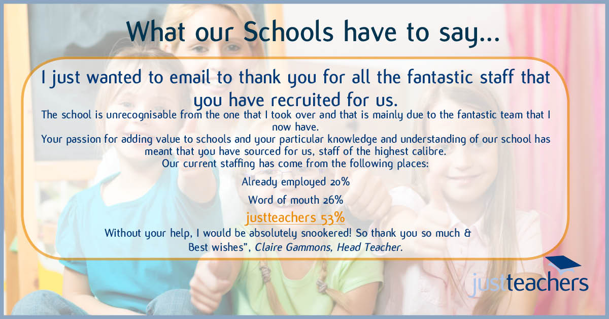 test Twitter Media - Snr Consultant Adam Jackson was sent a glowing testimonial recently from a v happy Head which is definitely worth sharing! He's formed a fantastic working relationship with this #SENDSchool remaining committed to truly getting to know what works for them. The figures say it all! https://t.co/8fw2Aa2rzl