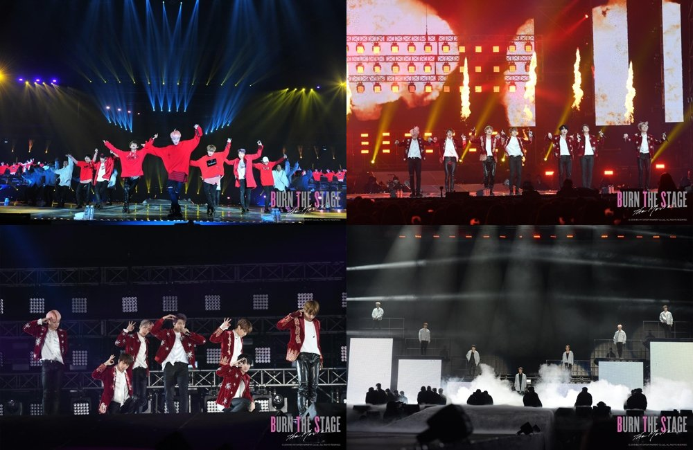 Big Hit Entertainment releases still cuts from BTS's upcoming 'Burn The Stage: The Movie' https://t.co/Rw3uwRbgYv