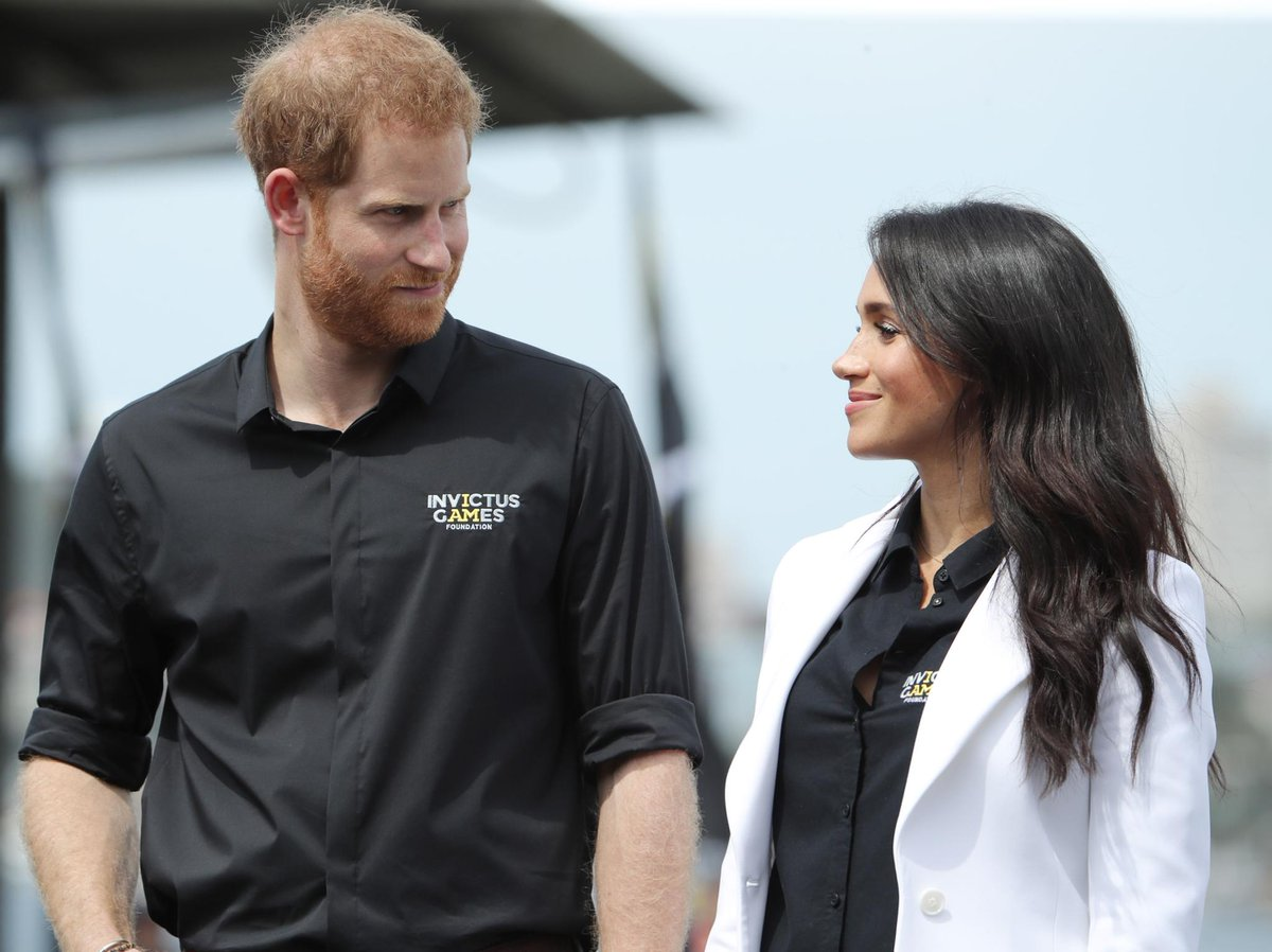 Prince Harry reveals whether he's hoping for a baby boy or girl https://t.co/3kiOmKHoQx