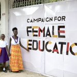 Image for the Tweet beginning: In the year that CAMFED