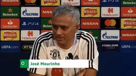 VIDEO #UnitedJuve #Mourinho: 'Ritorno al #Real? Ho un contratto...' #UCL https://t.co/6BS5Mzuzek