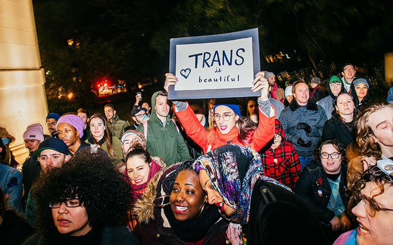 Trump administration reportedly trying to 'define trans people out of existence'.  https://t.co/qZYmxqpcq9