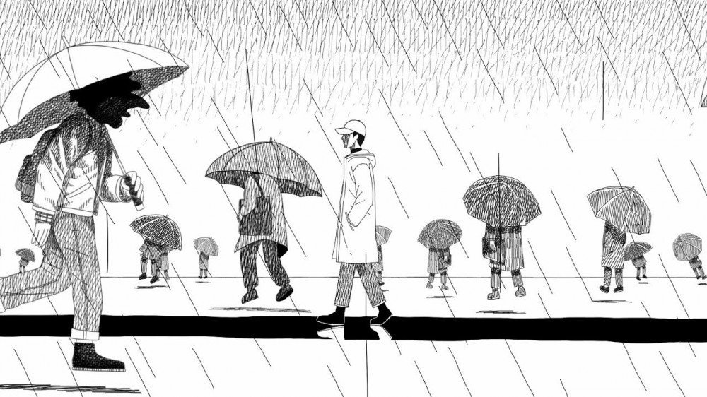 #monoishere #BTS' RM releases 'Mono' + 'Forever Rain' MV https://t.co/XHq9RpTEyo