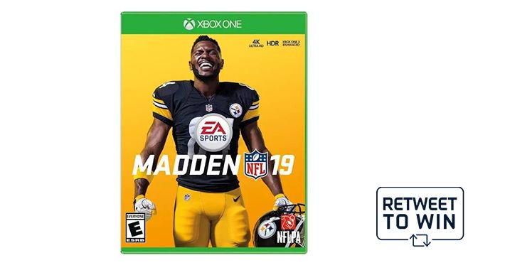 Celebrating Victory Monday with #MaddenMonday!  RT to enter to win a copy of @EAMaddenNFL '19. Rules: https://t.co/BPDzkQk091