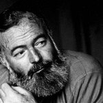 Image for the Tweet beginning: Ernest Hemingway had complained the