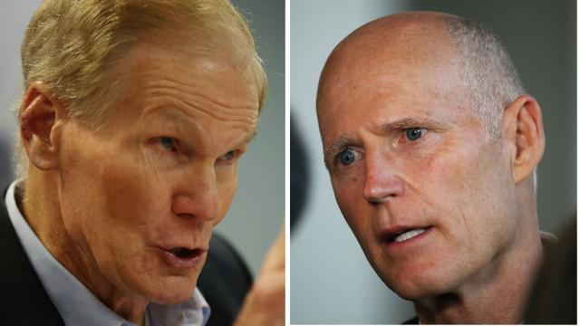 NEW POLL: Scott leads Nelson by less than a point in Florida Senate race https://t.co/qfDoBlmEs7 https://t.co/IYK02V6BzM