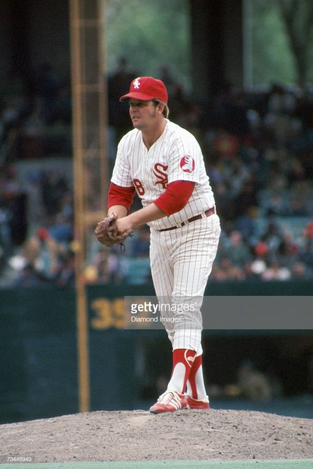 Happy Birthday to Wilbur Wood who only threw 1681.2 innings between 1971 and 1975 for the