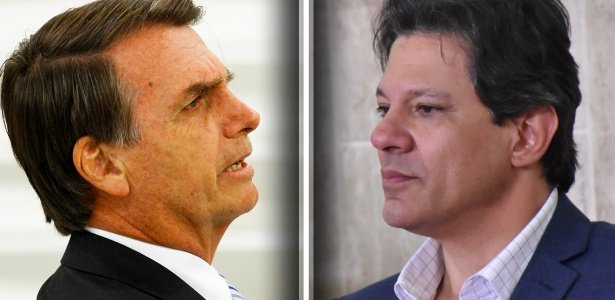 CNT/MDA   Bolsonaro tem 57% de votos válidos e Haddad, 43%, aponta pesquisa https://t.co/u03ZhgmE0P