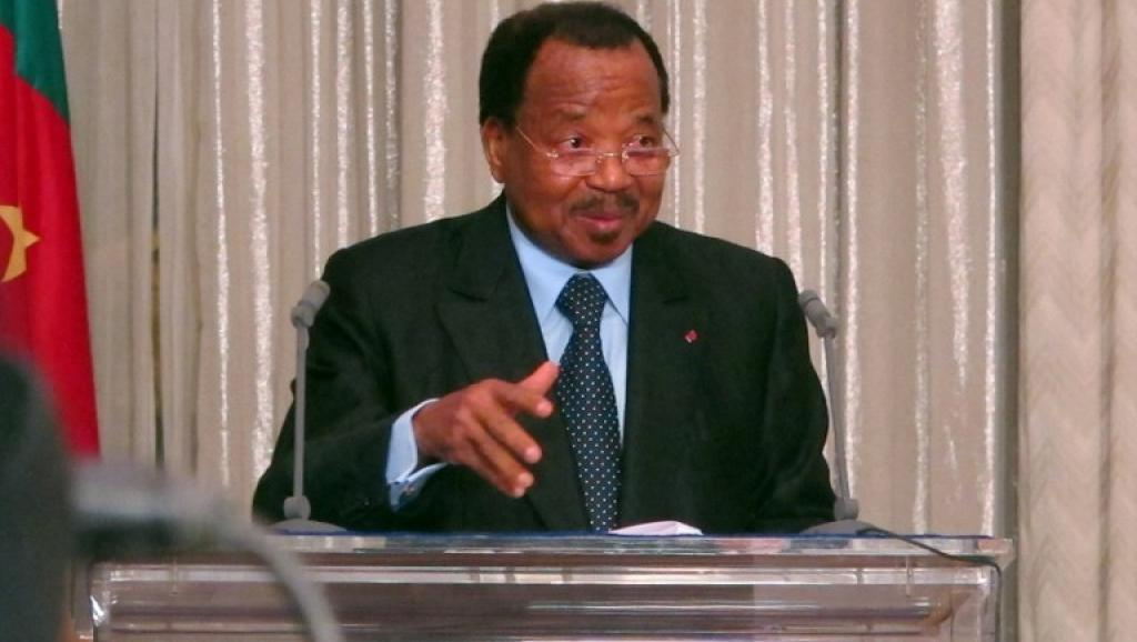 Cameroun: Paul Biya réélu à la présidence avec 71,28 % https://t.co/VErr8nI9YI