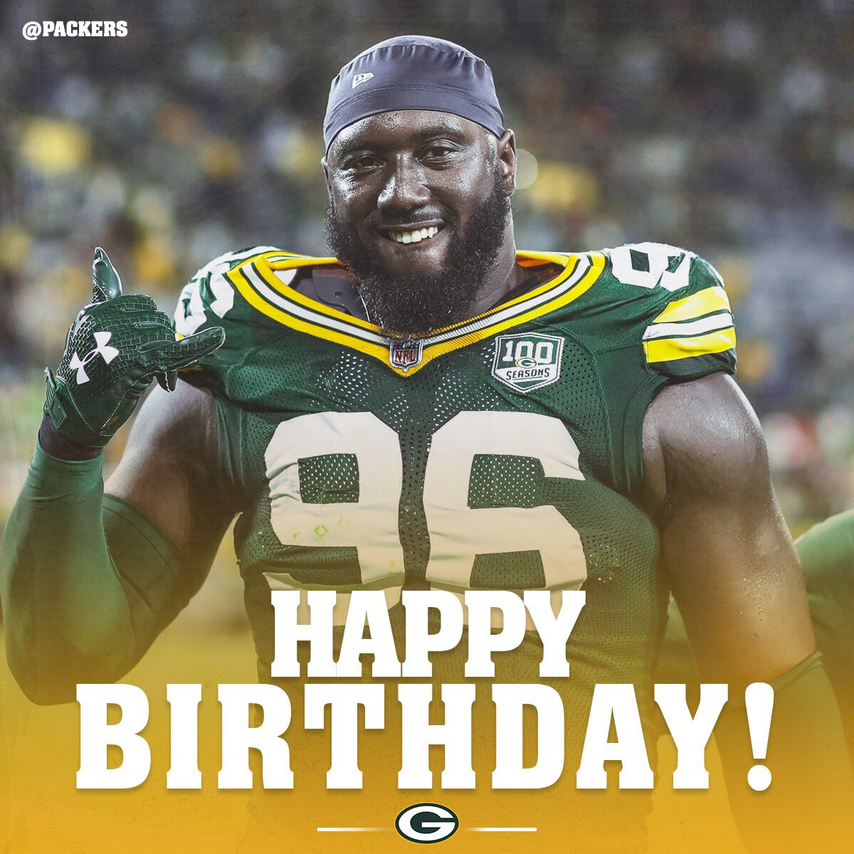 Happy birthday, @mowilkerson! 🎉