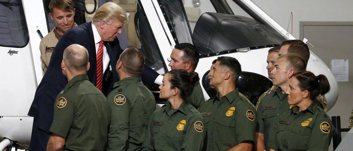 Trump Alerts Border Patrol Of 'National Emergency' As Caravan Progresses https://t.co/VAbZfK08o9