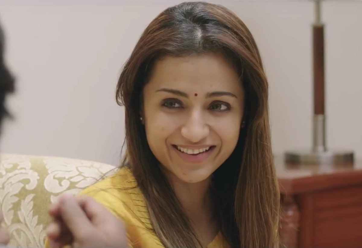 Trisha join hands with Controversial Hero and