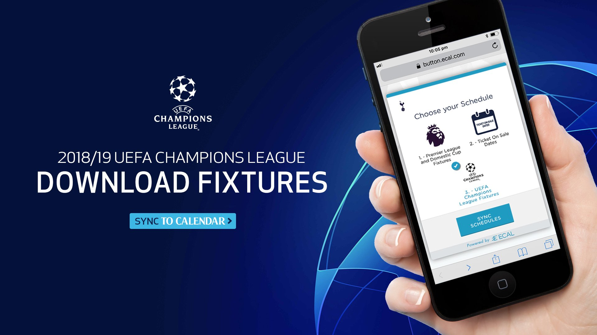 download tottenham fixtures