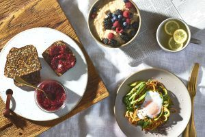 RT 3 Healthy, but Deeply Satisfying Breakfast Ideas via goop ➡ https://t.co/bf1O9G2VRv https://t.co/UMoXeJDVvE #health #well