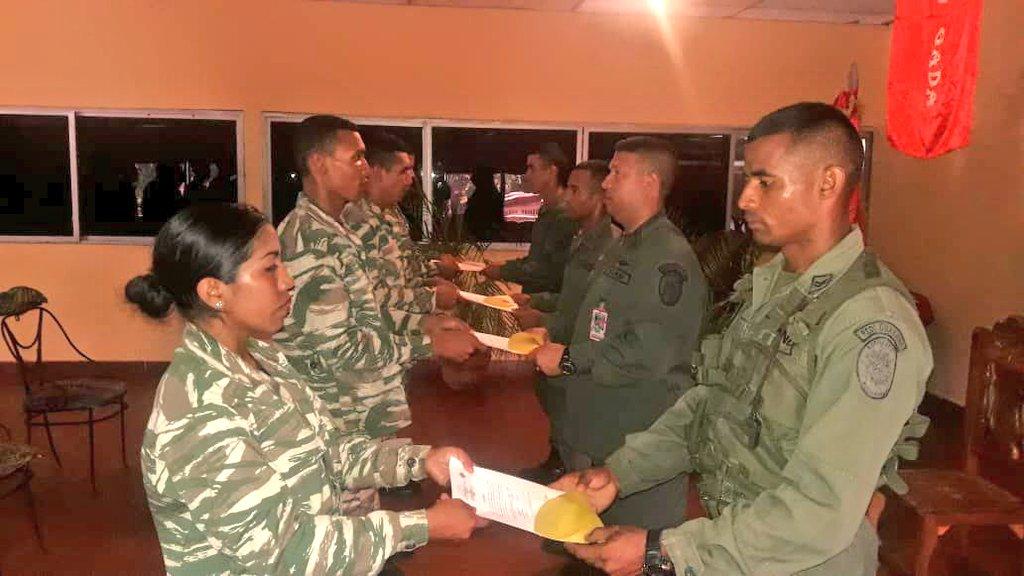 Noticias de la Milicia Bolivariana - Página 2 DqHFY48WwAIc53Y