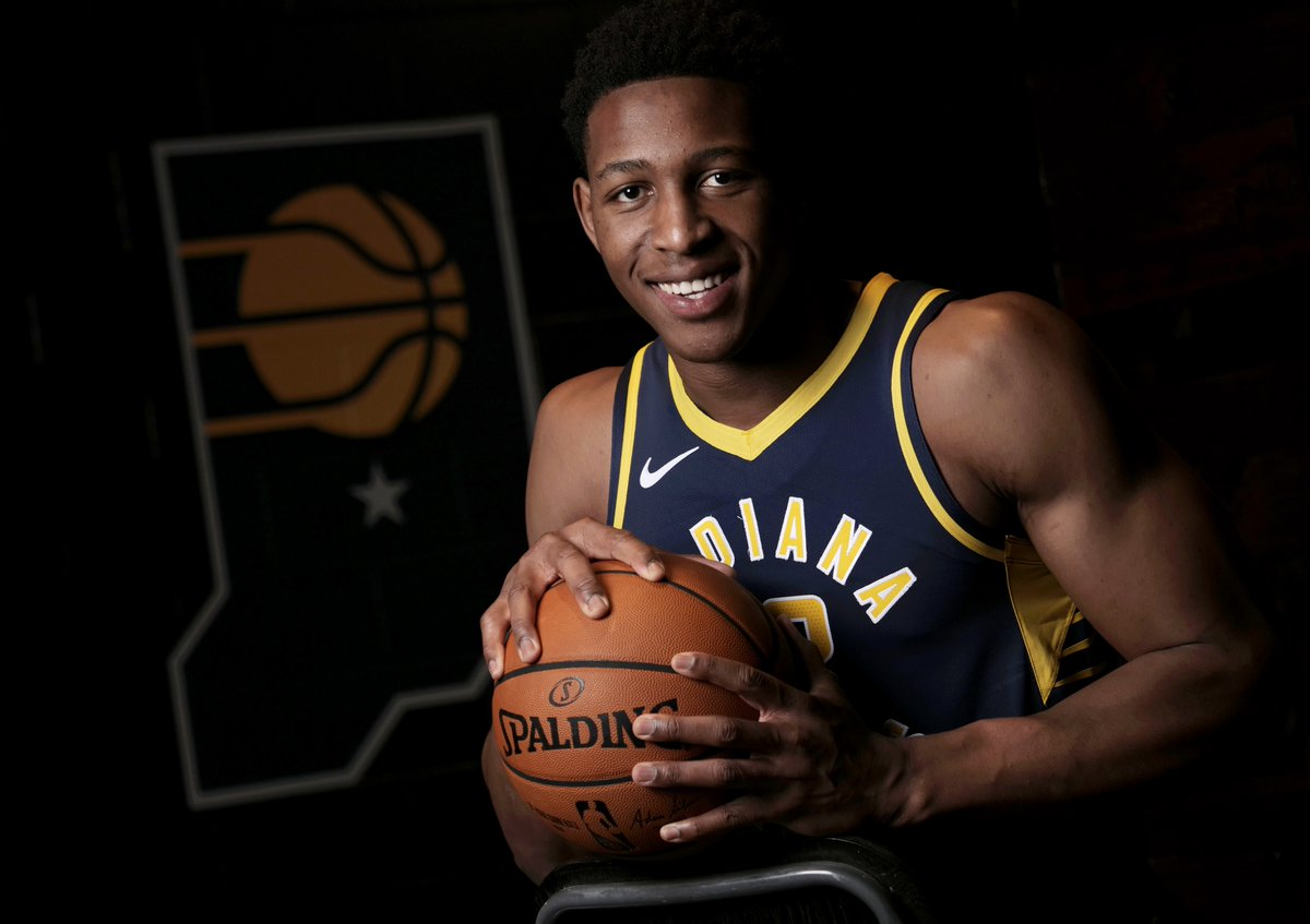 Join us in wishing @IkePostrs_ of the @Pacers a HAPPY 20th BIRTHDAY!   #NBABDAY #Pacers