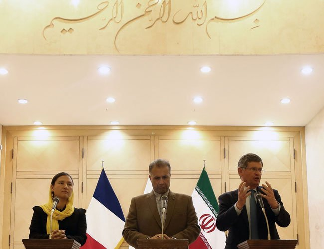 Europeans want Iran bank connected to world: French senator https://t.co/xr2DnCgrC2
