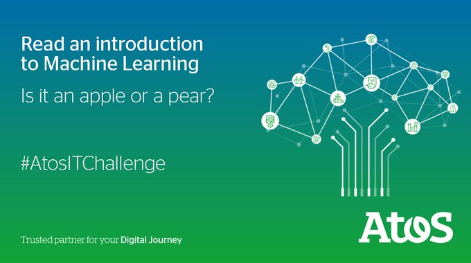 What is #MachineLearning? Read our first introduction to the 2019 #AtosITChallenge's topic...