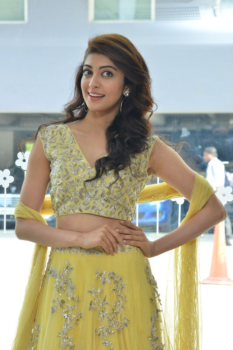 Pranitha has done such a Big Thing