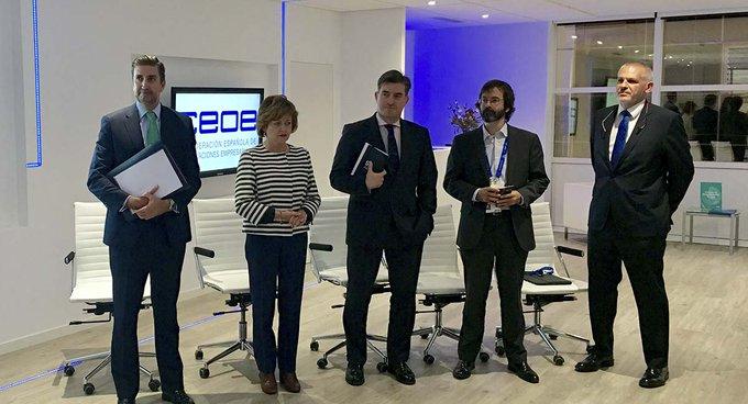 Atos se asocia con @CEOE e impulsa la Industria 4.0 - via @BigDataMagazin https://t.co/iSs9ZXGkz...