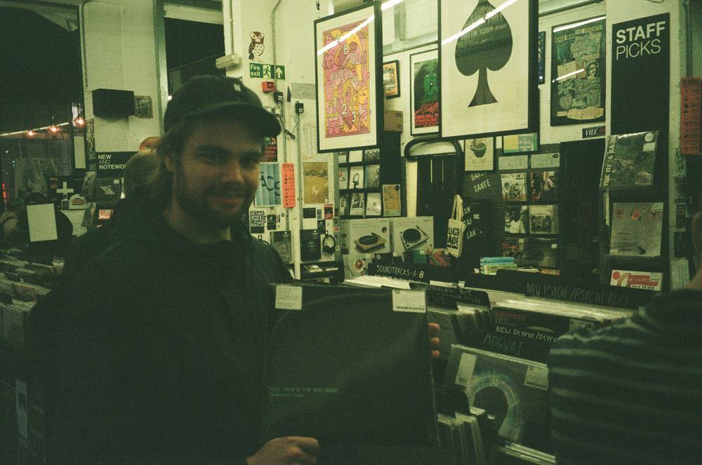 Record Shopping with Cub Sport at Rough Trade East buff.ly/2Cz3nZU