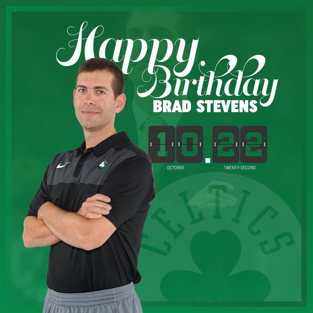 Happy Birthday Coach! 🎂🎉☘