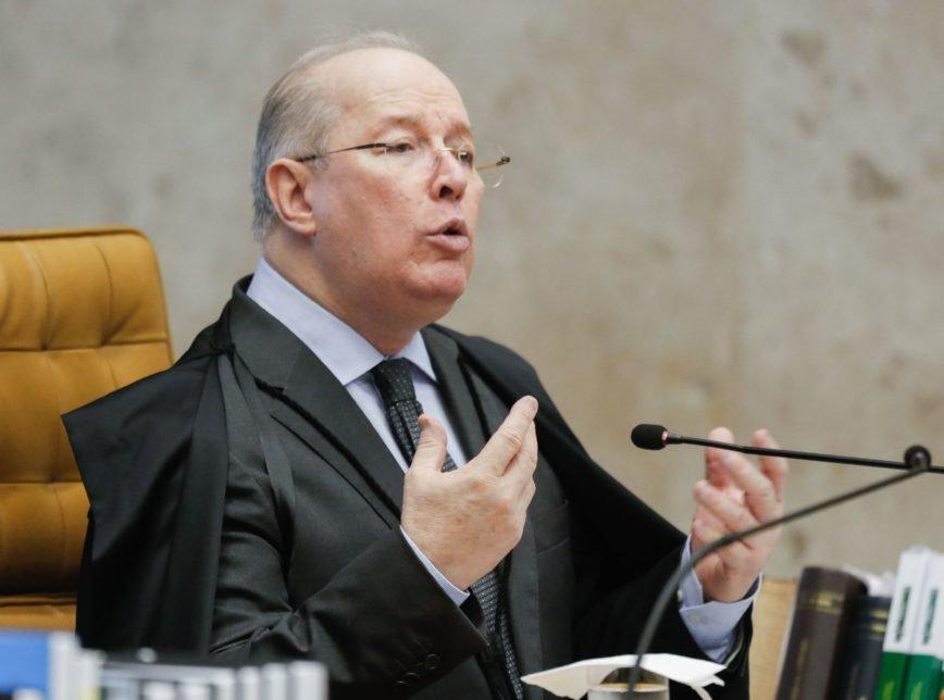 Celso de Mello: fala de Eduardo Bolsonaro é inconsequente e golpista. Para decano do STF, 'votações expressivas do eleitorado não legitimam investidas contra a ordem político-jurídica': https://t.co/lNyIBym3t1