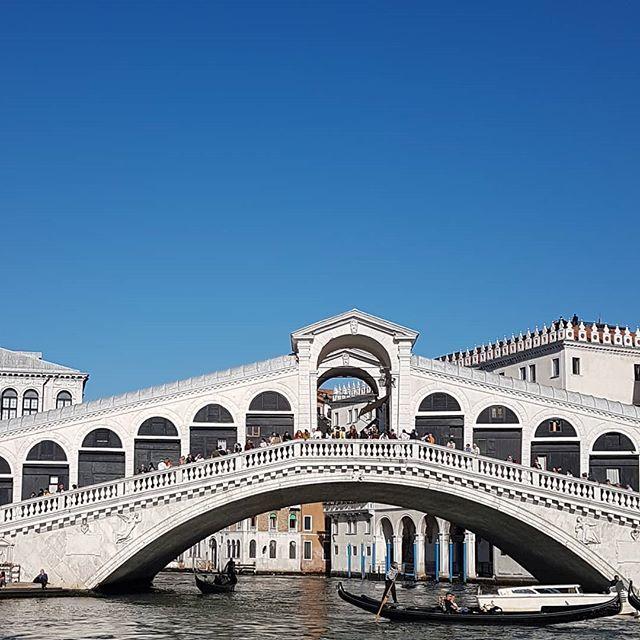 Le Ponte di Rialto #Venezia #Venise #Sérénissime https://t.co/9at7s8RjMN