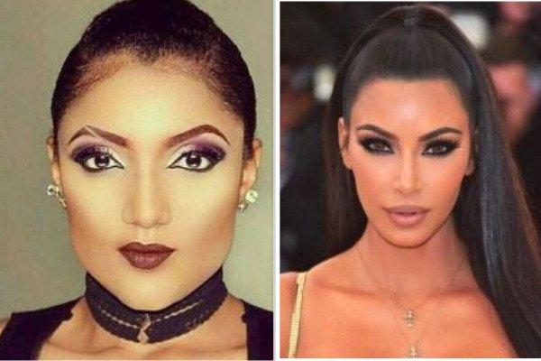BBN Gifty Wishes Kim Kardashian Happy birthday,says She is Her Role Model